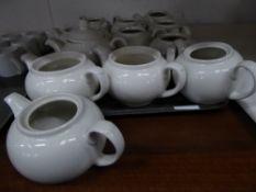 * 12 x teapots (no lids)