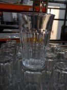* 16 x rocks water glasses