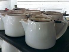 * 12 x 2 cup stump teapots