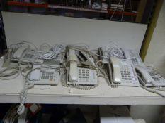 *Nine Panasonic Phones