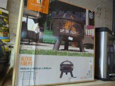 *Alexis Fire Pit 65x66x66cm (AF)