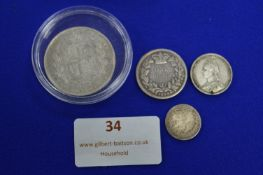 Victorian Silver Coins