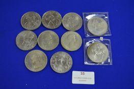 Assorted British Crowns