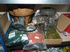 *Quantity of Garden Accessories Including Bird Fee