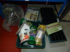 *Quantity of Garden Accessories Including Greenhou