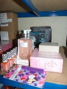 *Quantity of Cosmetics Including Lynx Body Spray a