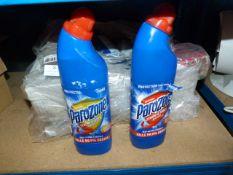 *12x 750ml Bottles of Parazone Bleach