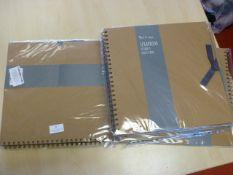 *Six Scrapbooks 40 Sheets per Book