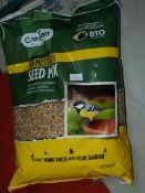 *12.75kg Bag of Seed Mix Bird Food