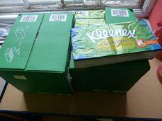*Two Boxes of 10pks of Kleenex