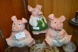 Wade and Other Natwest Piggy Banks