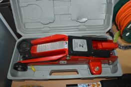 Vehicle Jack with Carry Case