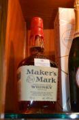 Maker's Mark Kentucky Bourbon 70cl