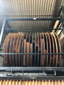 * 19 x 4ft round table - used - no stillage - Collection Address Grantham, NG32 2AG - Collection Dat