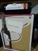*Six 75cl Bottles of Arniston Bay South African Merlot