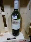 *75cl Bottle of La Cadence 2014