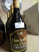 *Four 70cl Bottles of Declan's Irish Country Cream