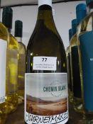 *Two 75cl Bottles of Chenin Blanc Journey Maker White Wine