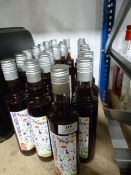 *Twenty-Two 50cl Bottles of Sloemotion No.07