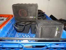 *4 Bose 32 SE Speakers