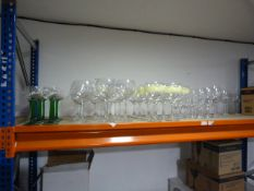 *Large Quantity of Assorted Glasses