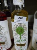 *Two 500ml Bottles of House of Broughton Natural Cucumber Syrup