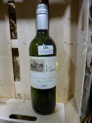 *Three 75cl Bottles of La Cadence 2014