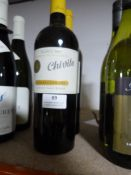 *Two 75cl Bottles of 2009 Chivite White Wine