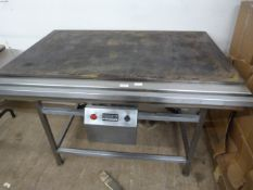 *Scobie & Macintosh Ltd SP4 Hot Plate