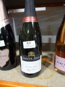 *75cl Bottle of Santa Ana Argentinian Sparkling Wine