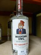 *70cl Bottle of Hooting Owl West Yorkshire Gin