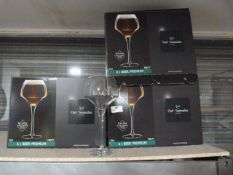 *Three Boxes of Six Chef & Sommelier 55cl Crystal Glasses