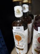 *Three 500ml Bottles of House of Broughton Natural Ginger Syrup