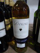 *Six 75cl Bottles of Levigne Pinot Grigio 2014
