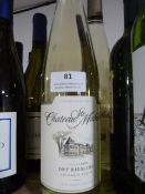 *Two 75cl Bottles of Chateau Ste Michelle Dry Riesling
