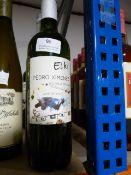 *Five 75cl Bottles of Elki Pedro Ximenez Chilean White Wine