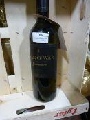 *Three 75cl Bottles of Gravestone Man O' War