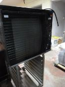 *Blue Seal Turbo Fan Combi Oven on Tray Rack Stand
