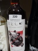 *Two 50cl Bottles of Xeco Amontillado Sherry