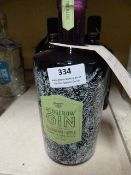 *70cl Bottle of Sloe Motion Hedgerow Gin with Blackberry and Apple