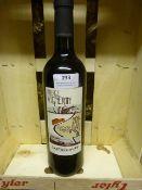*75cl Bottle of 2014 Rouge Vigneron