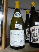 *75cl Bottle of Louis La Tour 2013 Montagny 1 Er Cru