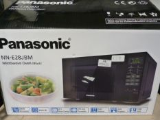 *Panasonic NN-E28JBM Microwave (A/F Spares and Repairs - Smashed Glass)