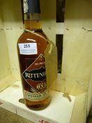 *Bottle of Rittenhouse Straight Rye Whiskey