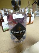 *70cl Bottle of Cooper King Dry Gin