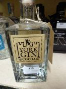 *70cl Bottle of York Gin Cocoa