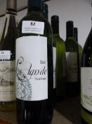 *Five 75cl Bottles of La Lande White Wine