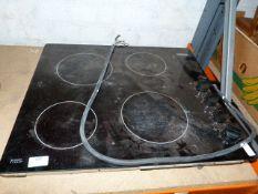 *Lamona Schott Ceran Integrated Electric Hob