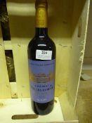 *75cl Bottle of Chateau De Ville George 2014