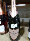 *75cl Bottle of Hattingley English Sparkling Rose